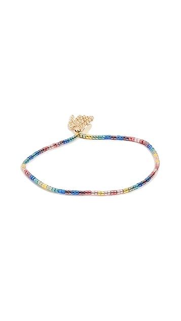 Shashi Lily Chain Bracelet