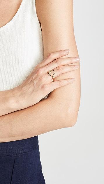 Shashi Horn Ring
