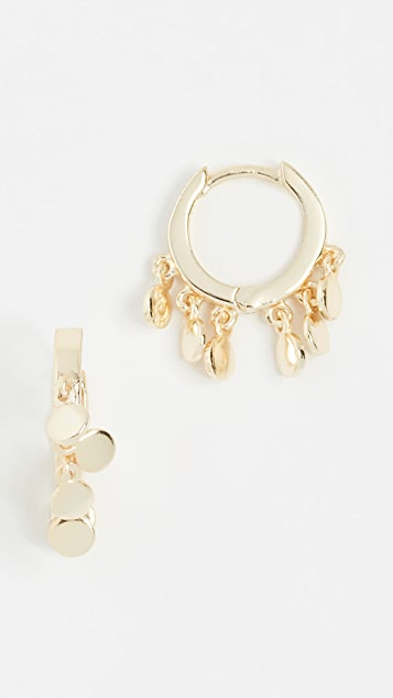 Shashi Ashley Huggie Earrings