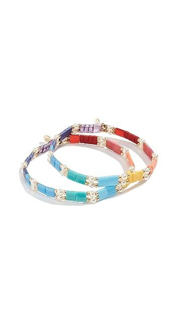 Shashi Tilu Bracelet Set