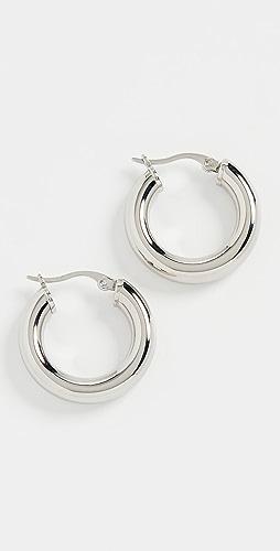 SHASHI - Dominique 圈式耳环