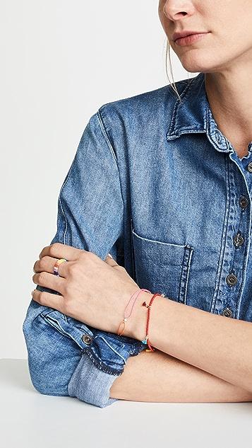 Shashi Crystal Slide Bracelet