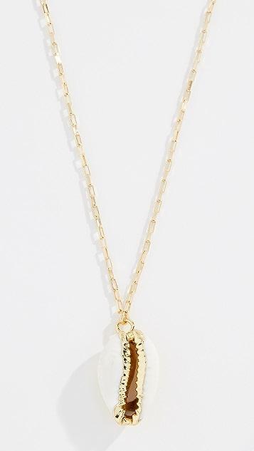 Shashi Caroline Gold Necklace