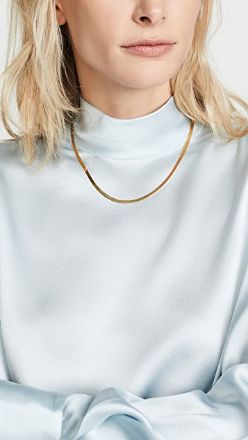 Shashi Lady Gold Necklace