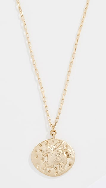 Shashi Coin Necklace