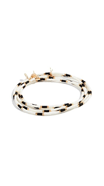 SHASHI The Gang Bracelet Set of 5