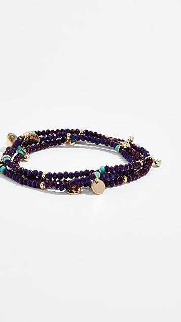 Shashi Eliza Set of  3 Bracelets