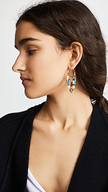 Shashi Sienna Earrings