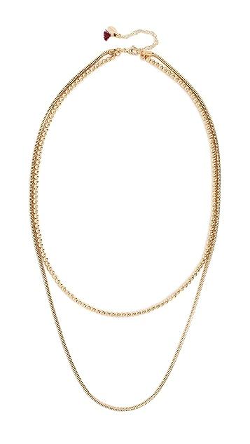 Shashi Cypress Necklace