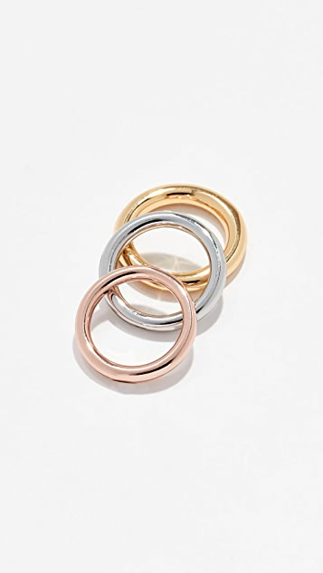 Shashi Mariko Ring Set