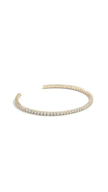 Shashi Baby Bianca Cuff Bracelet