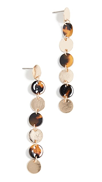 Shashi Amanda Earrings
