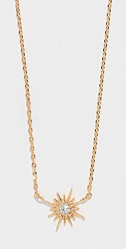SHASHI - Celestine Necklace
