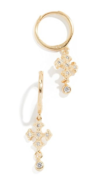 Shashi Gia Huggie Earrings