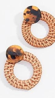 SHASHI Barbados Earrings