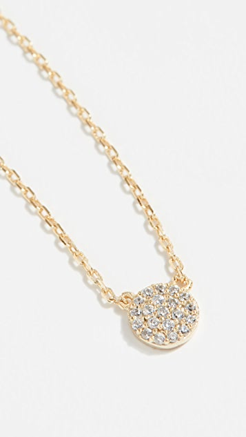 Shashi Sparkly Sky Necklace