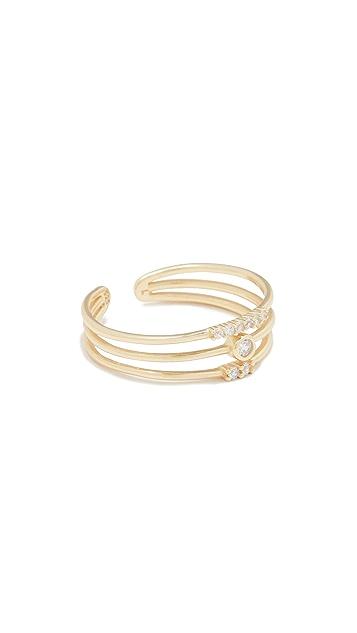 Shashi Trinity Ring