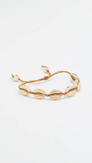 Shashi Caroline Gold Bracelet