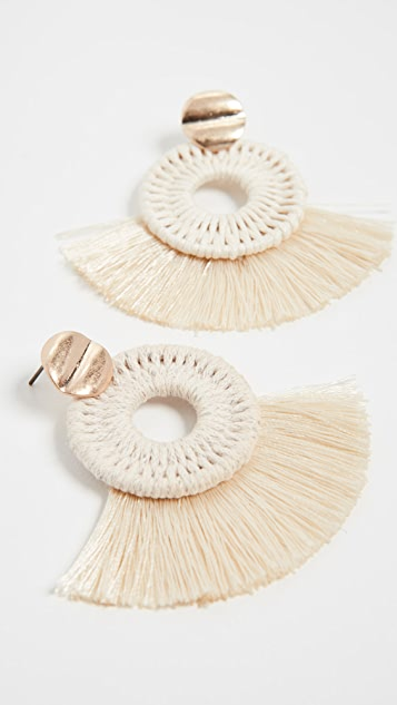 Shashi Santorini Earrings