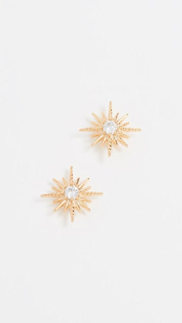 Shashi Celestine Stud Earrings