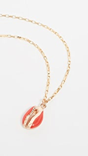 SHASHI Deep Blue Sea Necklace