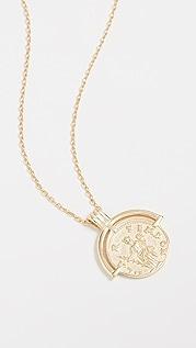 SHASHI Armor Necklace