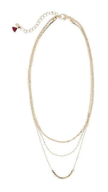 Shashi Chicago Necklace