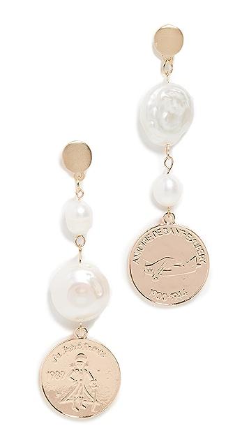 Shashi Sovereign Earrings