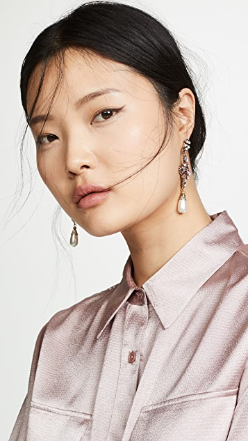 Shashi Empress 耳环
