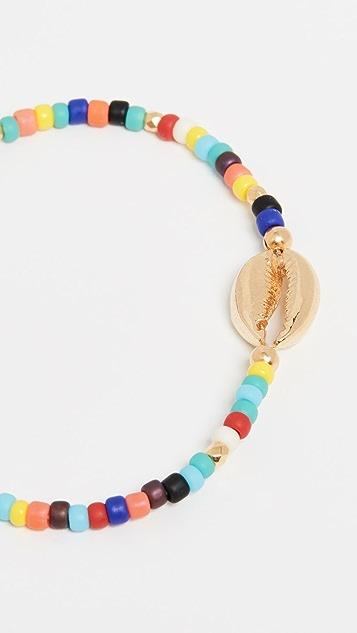 Shashi Baltic Rainbow Bracelet