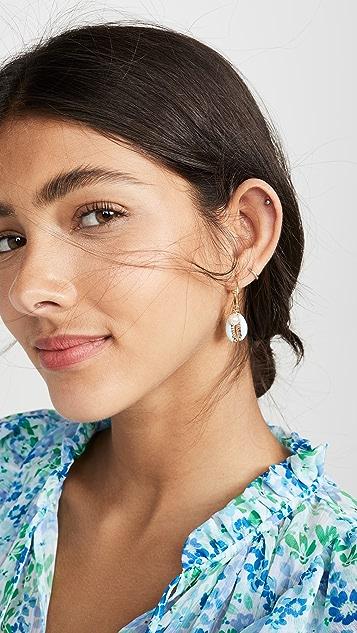 Shashi Ocean Drive Earrings