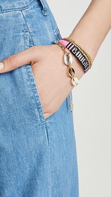 Shashi Discotec Bougie Bracelet