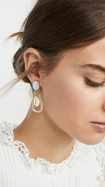 Shashi Princess Kairo Earrings