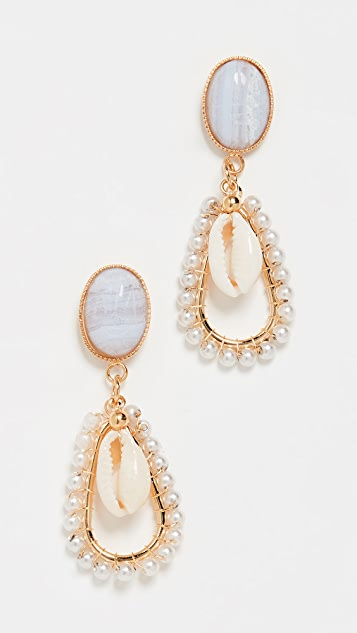 Shashi Princess Kairo Earrings