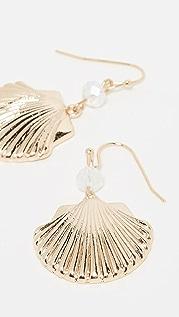 SHASHI Sea Shore Earrings