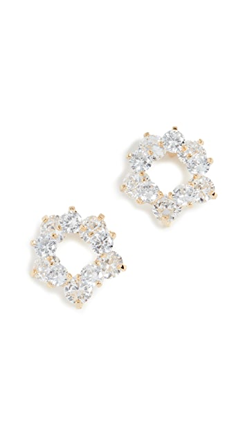 Shashi Babe Stud Earrings