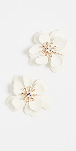 SHASHI - 花朵耳环