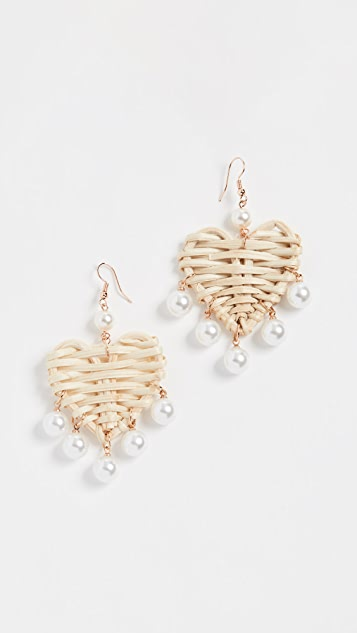 Shashi St. Tropez Earrings