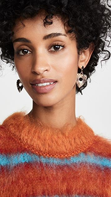 Shashi Heartbeaker Earrings