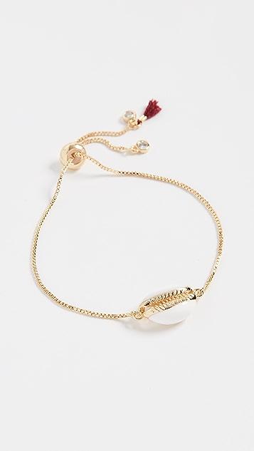Shashi White Sands Bracelet