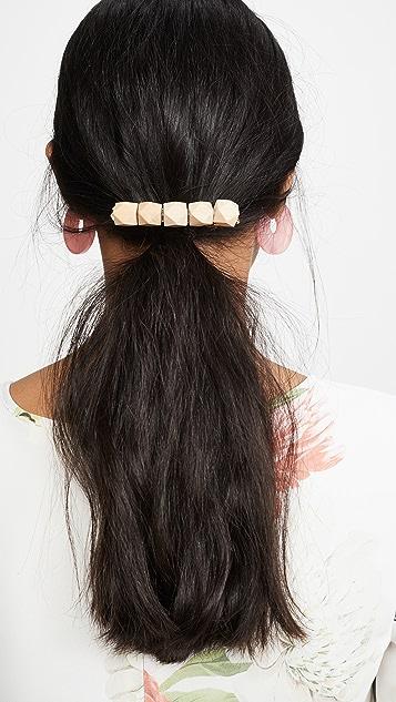 Shashi Деревянная заколка для волос