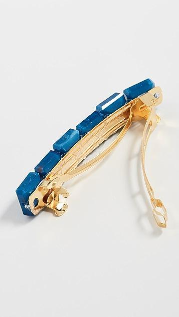 Shashi Azul 发夹
