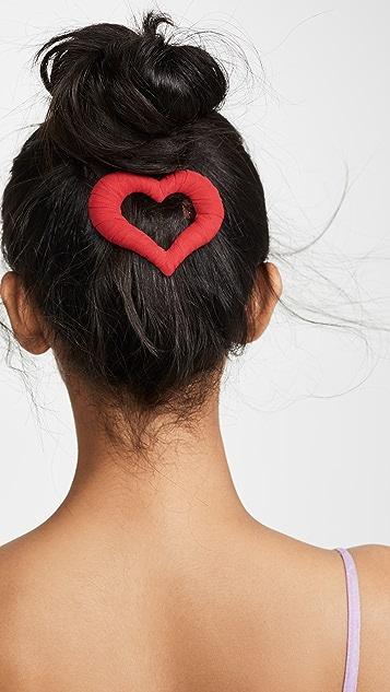 Shashi Заколка для волос Amore
