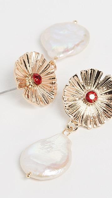 Shashi Baroness 耳环