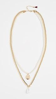 SHASHI Vintage Necklace