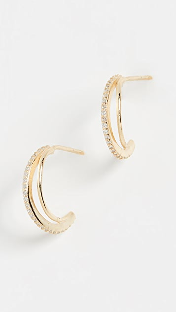 Shashi Luster Earrings