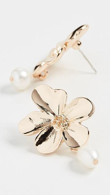 SHASHI Fleur Earrings