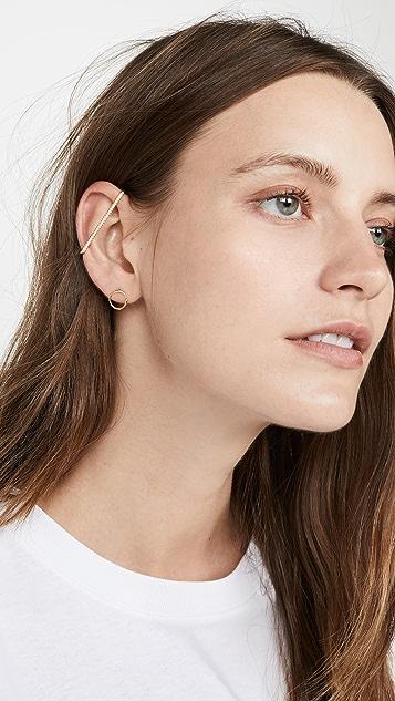 Shashi Endless Ear Cuff