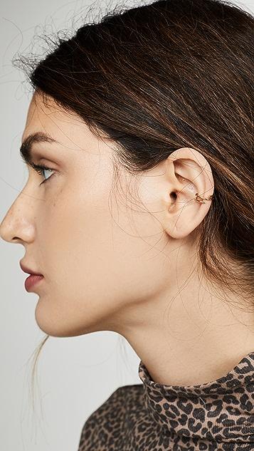 Shashi Cosmo Ear Cuff