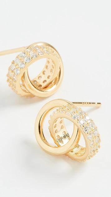 Shashi Promises Earrings